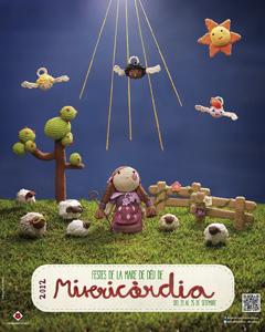 Cartell de la Festa Major de Misericòrdia 2012
