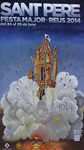 Cartell de Sant Pere