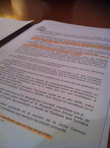 foto declaració Cunillera
