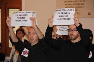 foto ple protesta