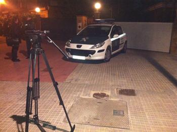 Hi ha molta espectació mediàtica davant el domicili de Josep Prat