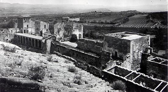 Poblet, abans del 1936