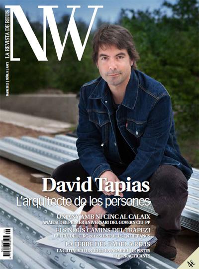 Portada del número 5 de la Revista NW