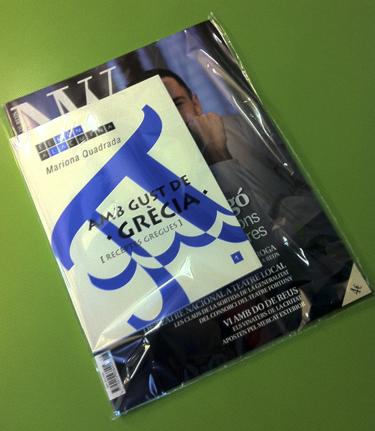 Revista i llibre