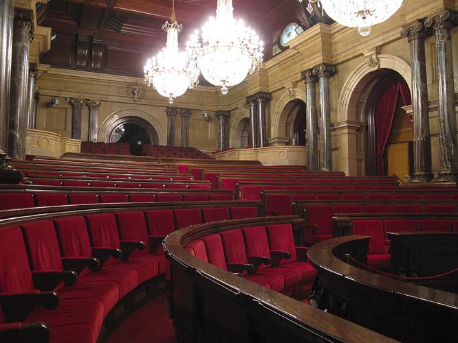 Les eleccions del dia 25 determinaran la composició del Parlament de Catalunya. (Foto: Arxiu)