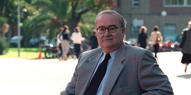 Josep Prat, en una imatge d'arxiu.