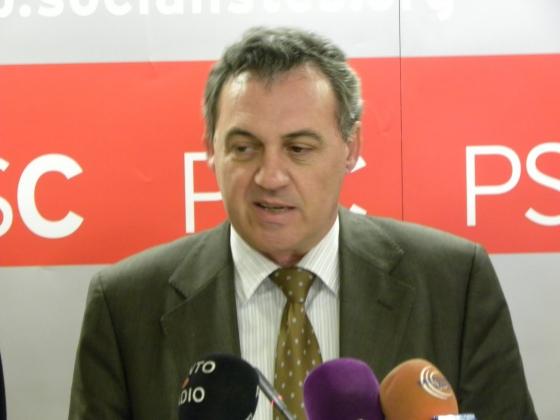 Sabaté, en una imatge d'arxiu, va ser diputat al Parlament de Catalunya fins l'octubre de l'any passat.