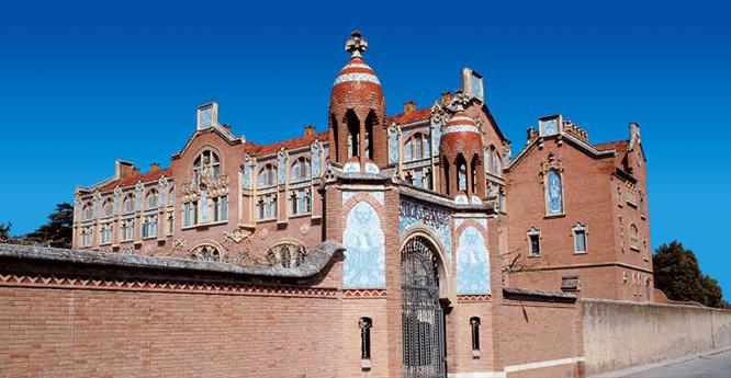 Institut Pere Mata (Foto: Arxiu)