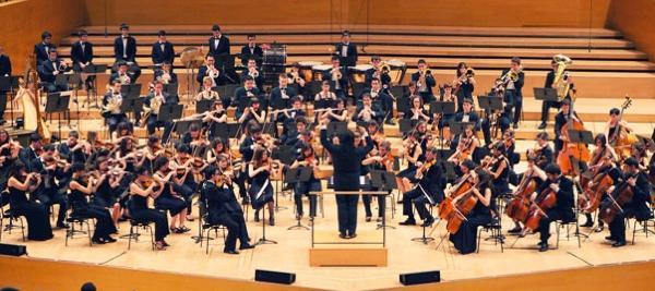 La Jove Orquestra Nacional de Catalunya és una de les poques formacions del país que ha pogut programar l'Associació de Concerts.
