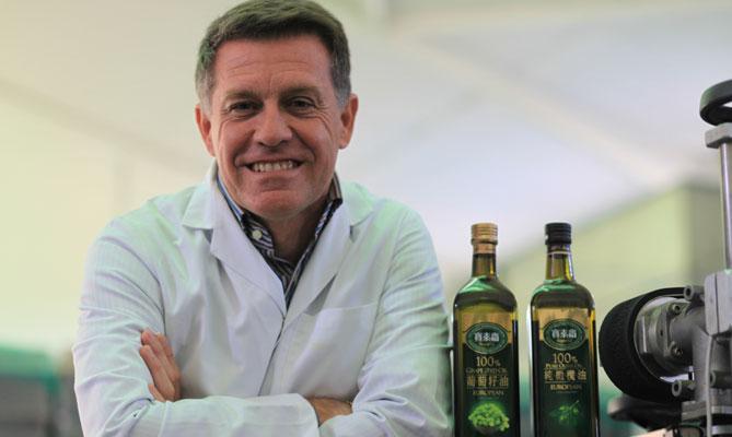 Víctor Alabart, gerent de l'empresa reusenca Vidoria SL