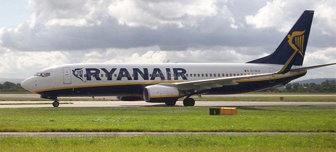 Ryanair. NW.