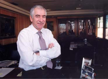 Vitalino Nafría, President de Metrovacesa