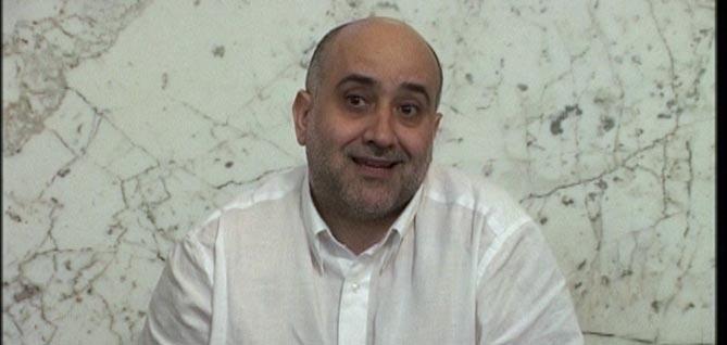 Ferran Madico, director general del consorci del Teatre Fortuny. /Imatge de Canal Reus TV.