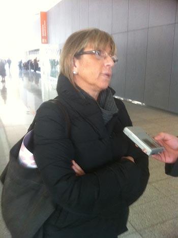 Teresa Gomis, Presidenta del Consell d'Administració del Grup  Salut d'Innova