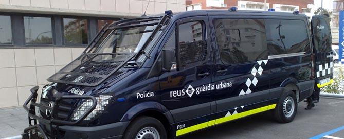 El cost de les assegurances de la flota de vehicles municipals puja 55.000 euros anuals