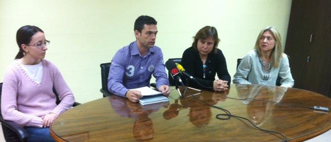 Membres de la Junta Directiva del Club Reus Deportiu