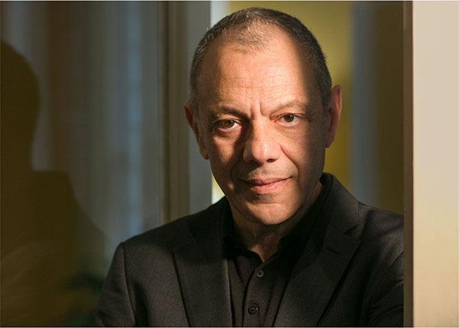 Lluís Pasqual, retratat per Carles Fargas.