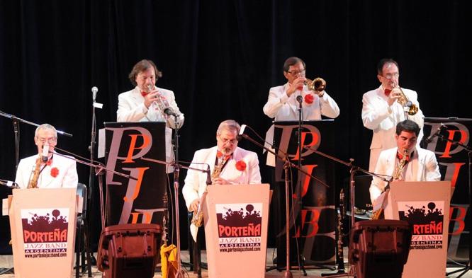 La formació Porteña Jazz Band protagonitzarà, el 4 de gener, el concert de Cap d'Any.