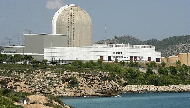 Central nuclear Vandenllòs II